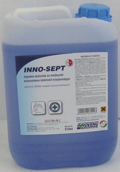 Takarítószer INNO-SEPT 5 literes
