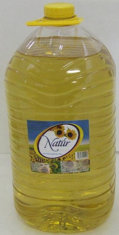 Étolaj Napraforgó 10 liter (NT) NATÚR
