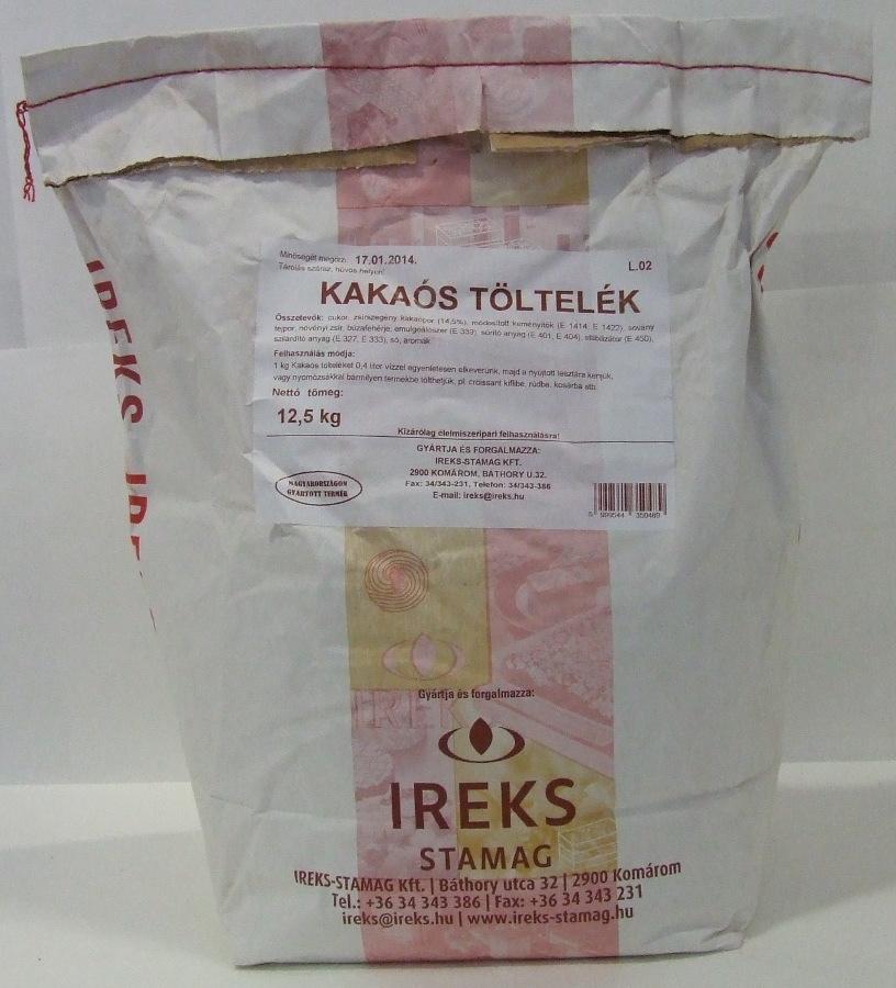 STAMAG Kakaós töltelék 12,5 kg