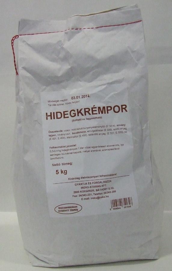 STAMAG Hidegkrémpor 5 kg