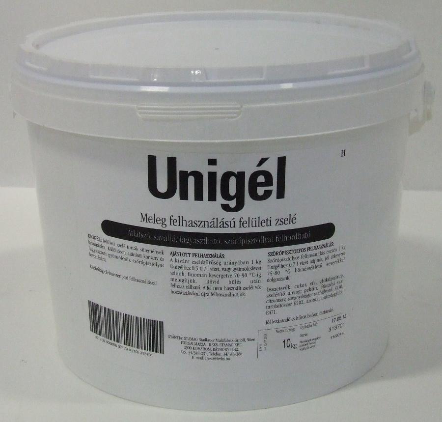 STAMAG Unigél-felületi meleg zselé 10 kg