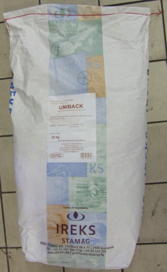 STAMAG Uniback 2008 25 kg
