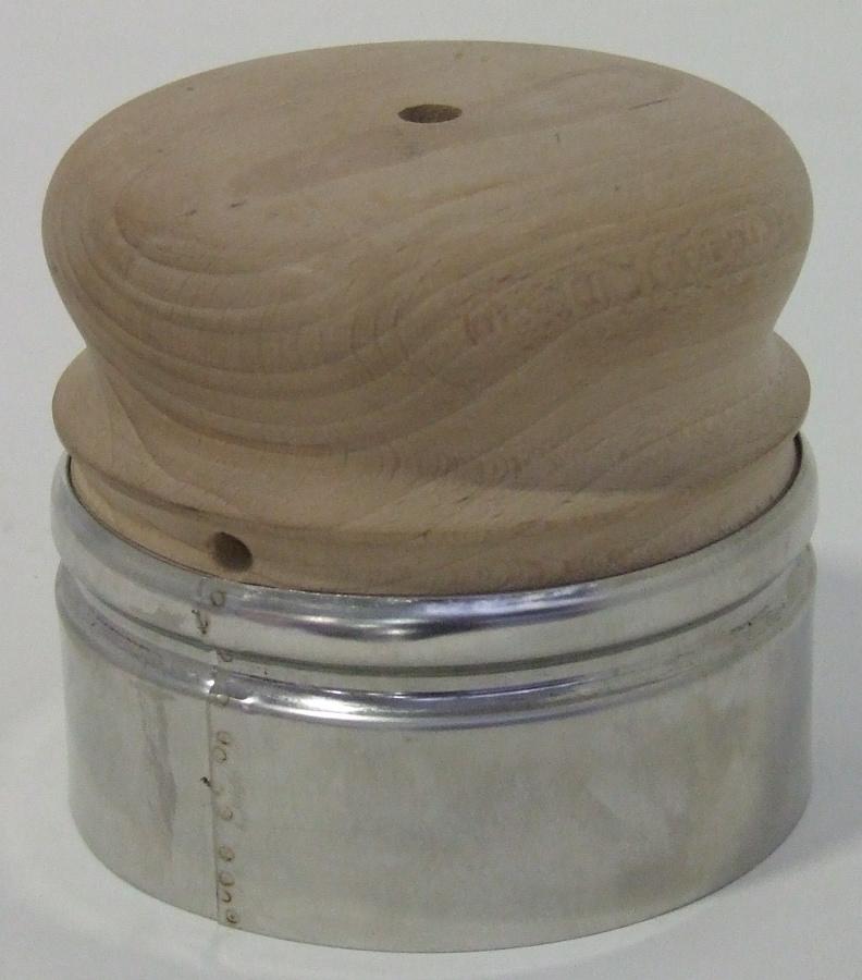 Pogácsaszaggató fa 10 cm
