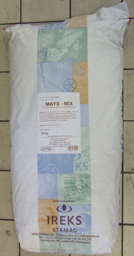 STAMAG Mays-mix 20 kg