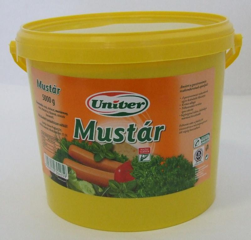 Mustár 5/1 UNIVER