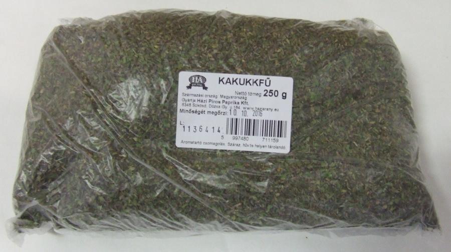 FŰSZER Kakukkfű morzsolt 250 gr. HPP