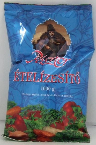 FŰSZER Ételízesítő 1 kg PÁSZTOR~