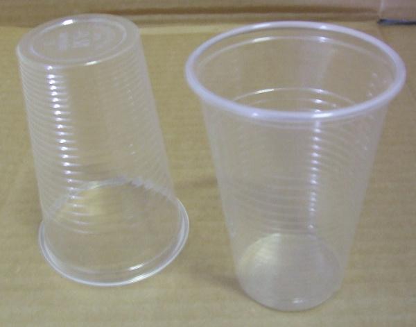 """Műanyag pohár 3 dl VT 100 db/cs """"N"""""""
