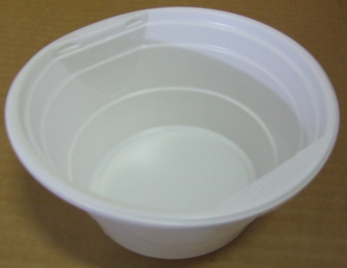 Műanyag Gulyástál FÜLES 0,75 l 50db/cs