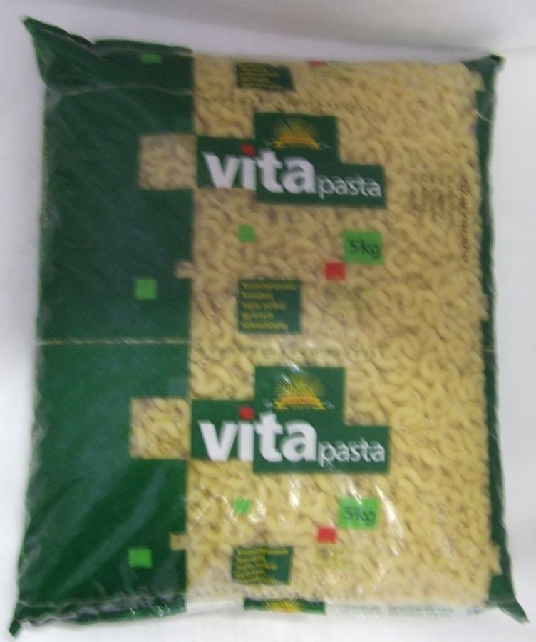 Tészta Szarvacska Vita Pasta GYERM. 5 kg