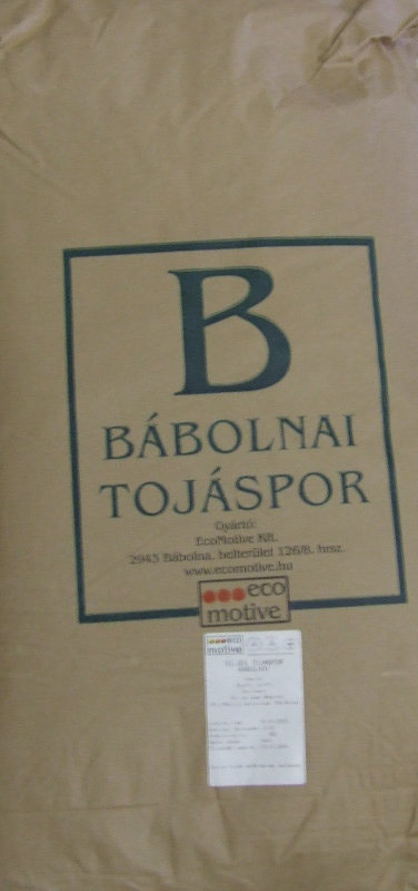 Tojáspor Teljes 15 kg Bábolnai_