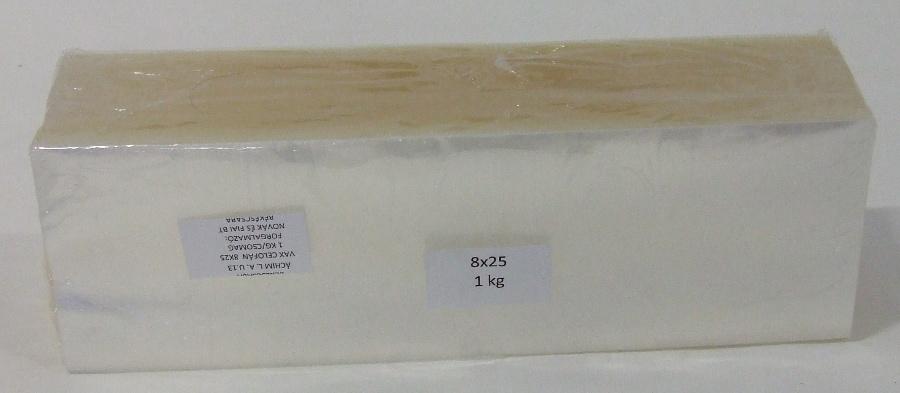 Vax papír 25x8 cm