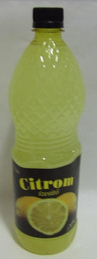 Citromlé DENIS 1 liter  8 db/zsugor